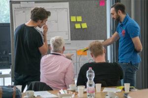 Startup Weekend Biel Bienne 2018 im SIPBB (2)