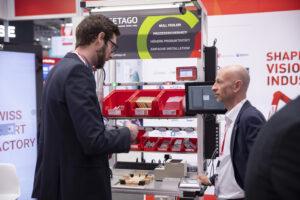 Swiss Smart Factory an der Hannover Messe 2019 (1)