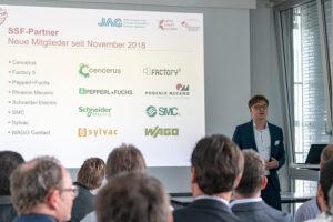 Netzwerktreffen Swiss Smart Factory bei JAG (3)