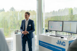 Netzwerktreffen Swiss Smart Factory bei JAG (8)