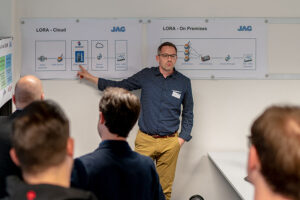 Netzwerktreffen Swiss Smart Factory bei JAG (9)