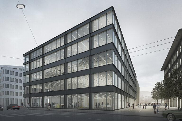 Bilder des Neubaus Switzerland Innovation Park Biel_Bienne_0005_2019-04-17_IPB_AARBERGSTRASSE