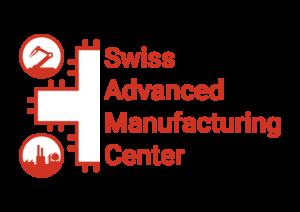 Logo des Swiss Advanced Manufacturing Centers.