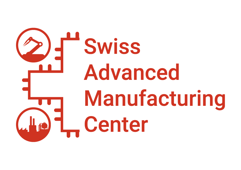 Logo des Swiss Advanced Manufacturing Centers.