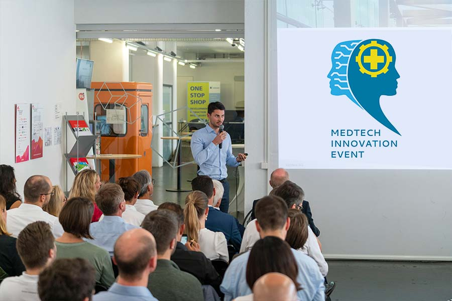 Presentation am Medtech Innovation Event