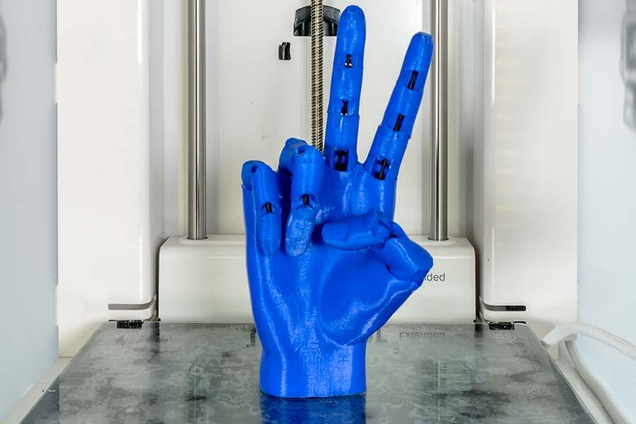 FDM Druck im 3D Drucker