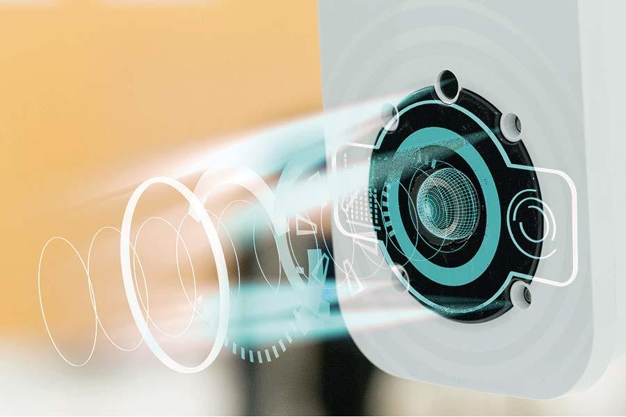 Intelligente Sensoren sind ein Forschungsschwerpunkt des SSF