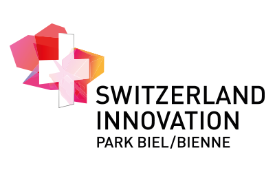 Logo des Switzerland Innovation Parks Biel/Bienne