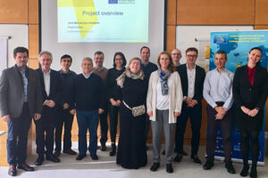 Digital Regions - SSF Partner Project Group picture