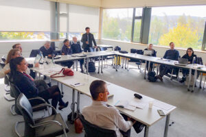 Digital Regions - Swiss Smart Factory participant in project